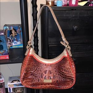 Brahmin Color Block Shoulder Bag